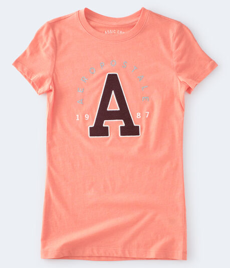 Sparkly Aeropostale A Graphic Tee