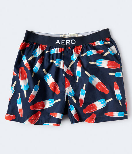Popsicle Woven Boxers