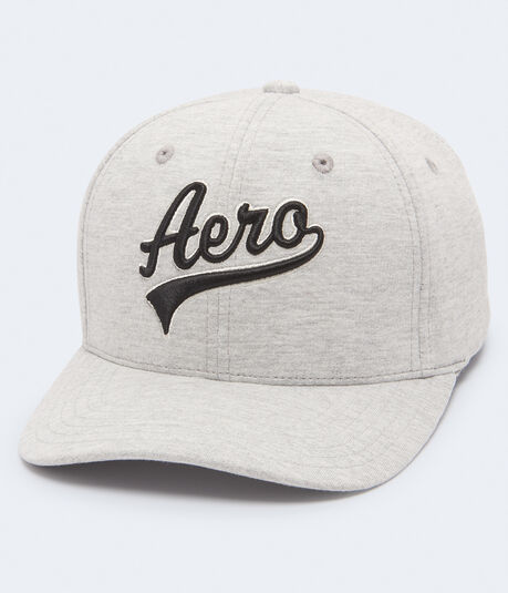 Aero Script Fitted Hat