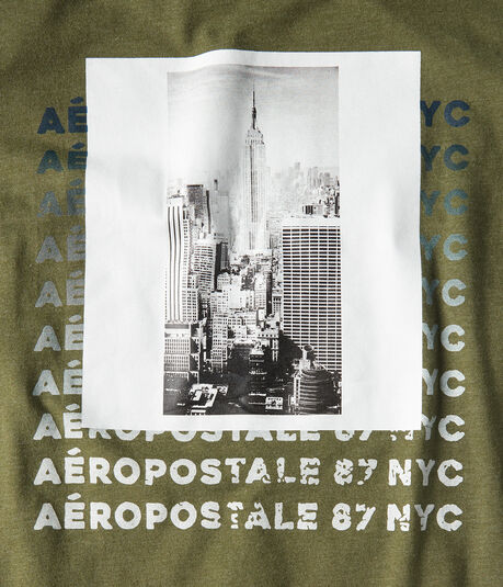 Aeropostale 87 NYC Graphic Tee