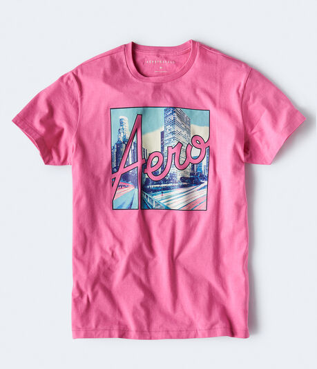 Aero City Image Graphic Tee