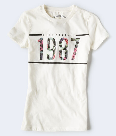 Tropical 1987 Graphic Tee