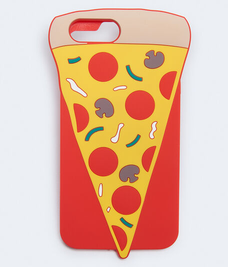 Pizza Rubber iPhone Case***