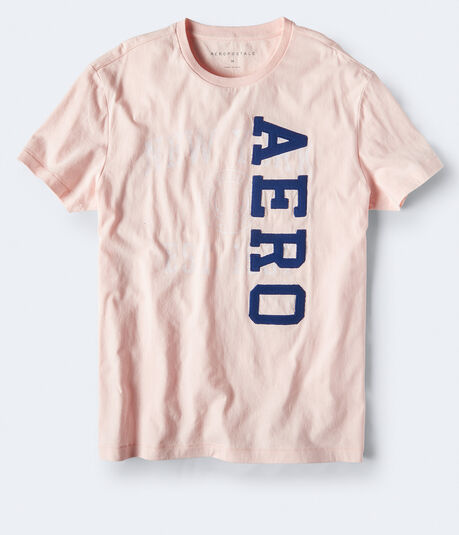 Vertical Aero Graphic Tee