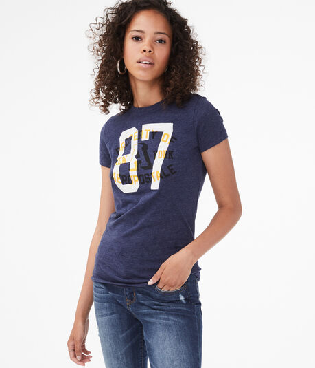 87 Property Of Graphic Tee