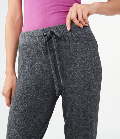 Seriously Soft Heathered Jogger Sweatpants