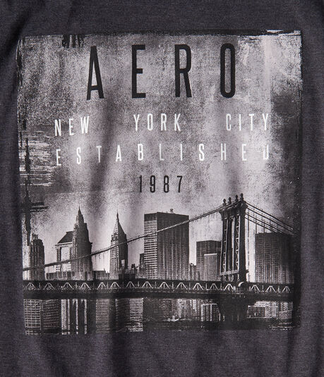 Aero Established 1987 Graphic Tee