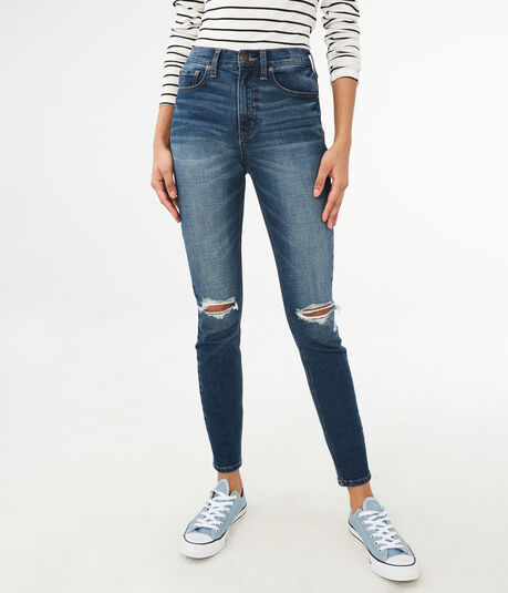 Flex Effects High-Rise Cheeky Jegging