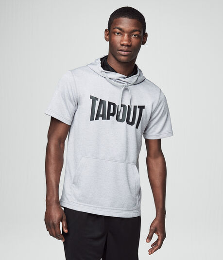 Tapout Tempo Short Sleeve Hoodie