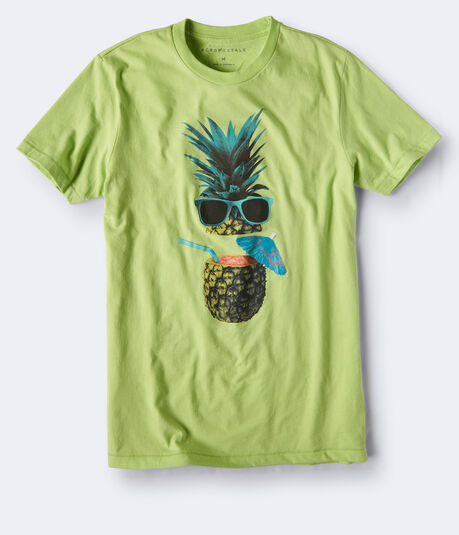 Pineapple Drink Graphic Tee