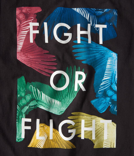 Fight Or Flight Graphic Tee