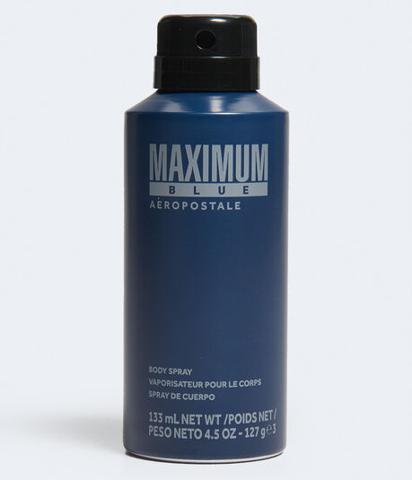 Maximum Blue Body Spray