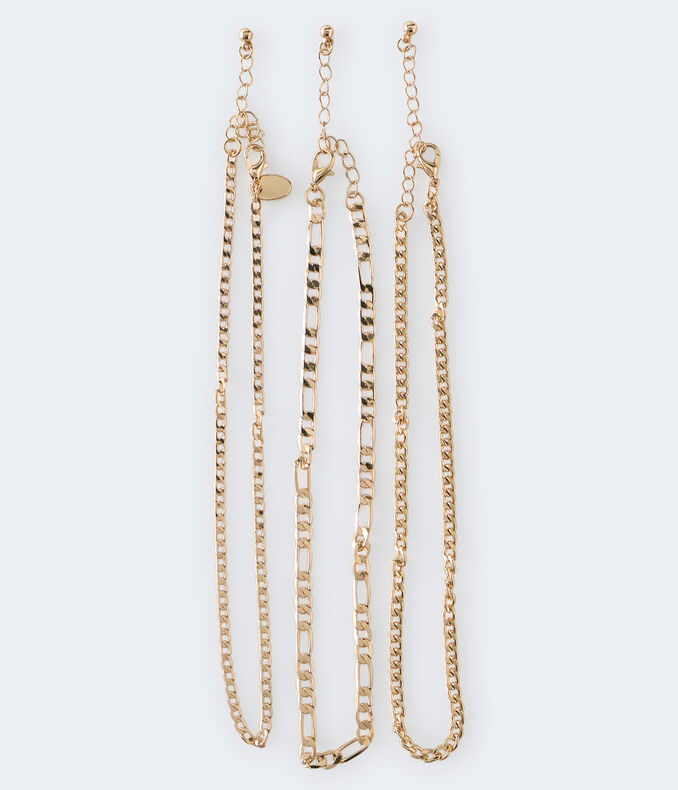 Chain Necklace 3-Pack