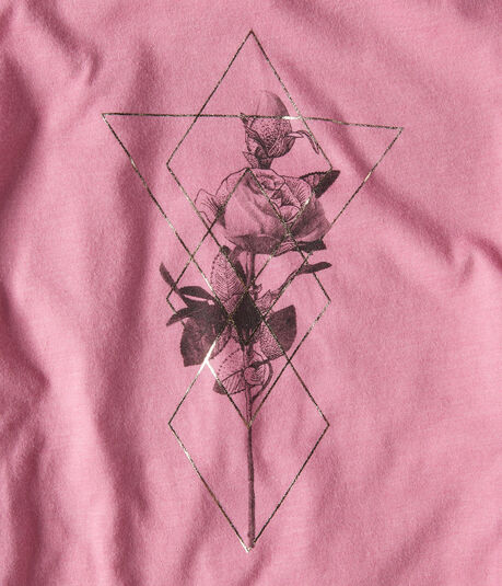 Free State Blooming Rose Graphic Tee