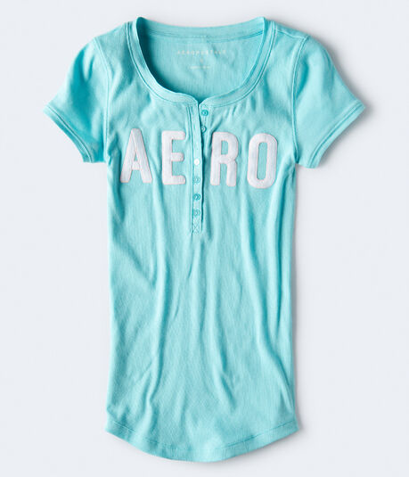 Aero Graphic Henley