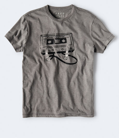 Free State Cassette Graphic Tee