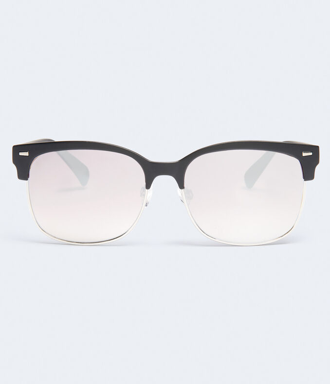 Matte Mirrored Clubmax Sunglasses***