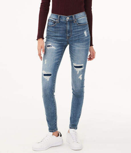 Seriously Stretchy High-Rise Repreve Jegging