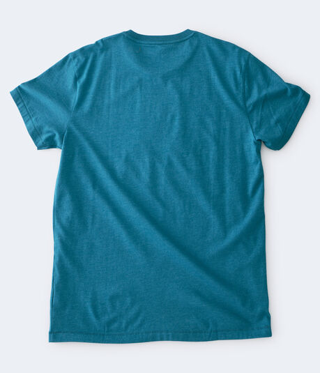 Aeropostale Large A Graphic Tee