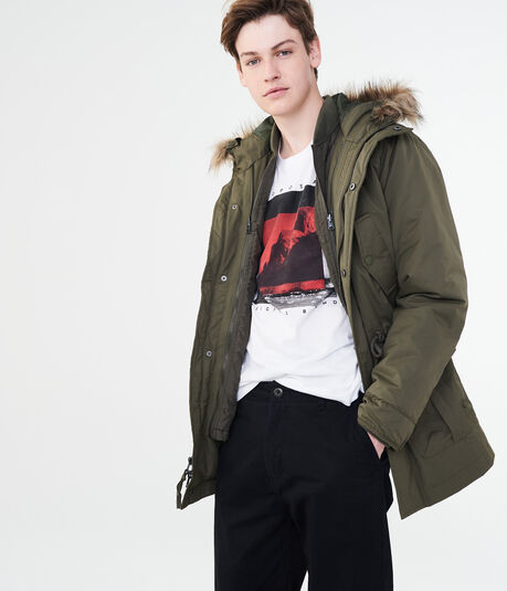 Solid 3-in-1 Parka
