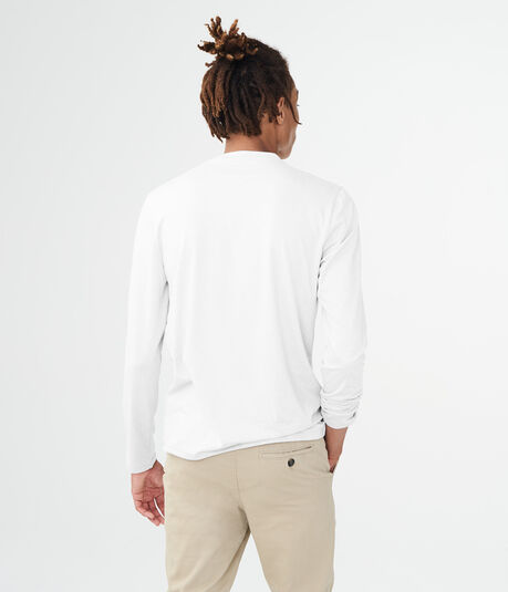 Long Sleeve A87 Stretch Graphic Tee