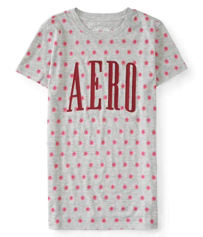 Floral Aero Graphic Tee