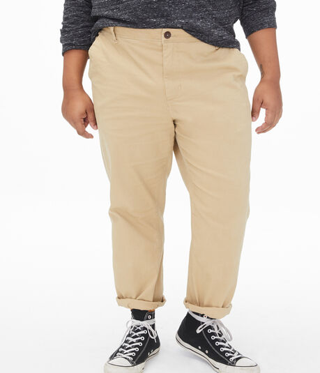 Skinny Stretch Twill Chinos