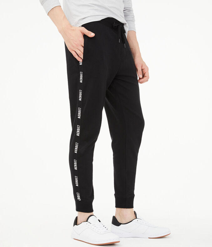 Logo Tape Jogger*** by Aeropostale