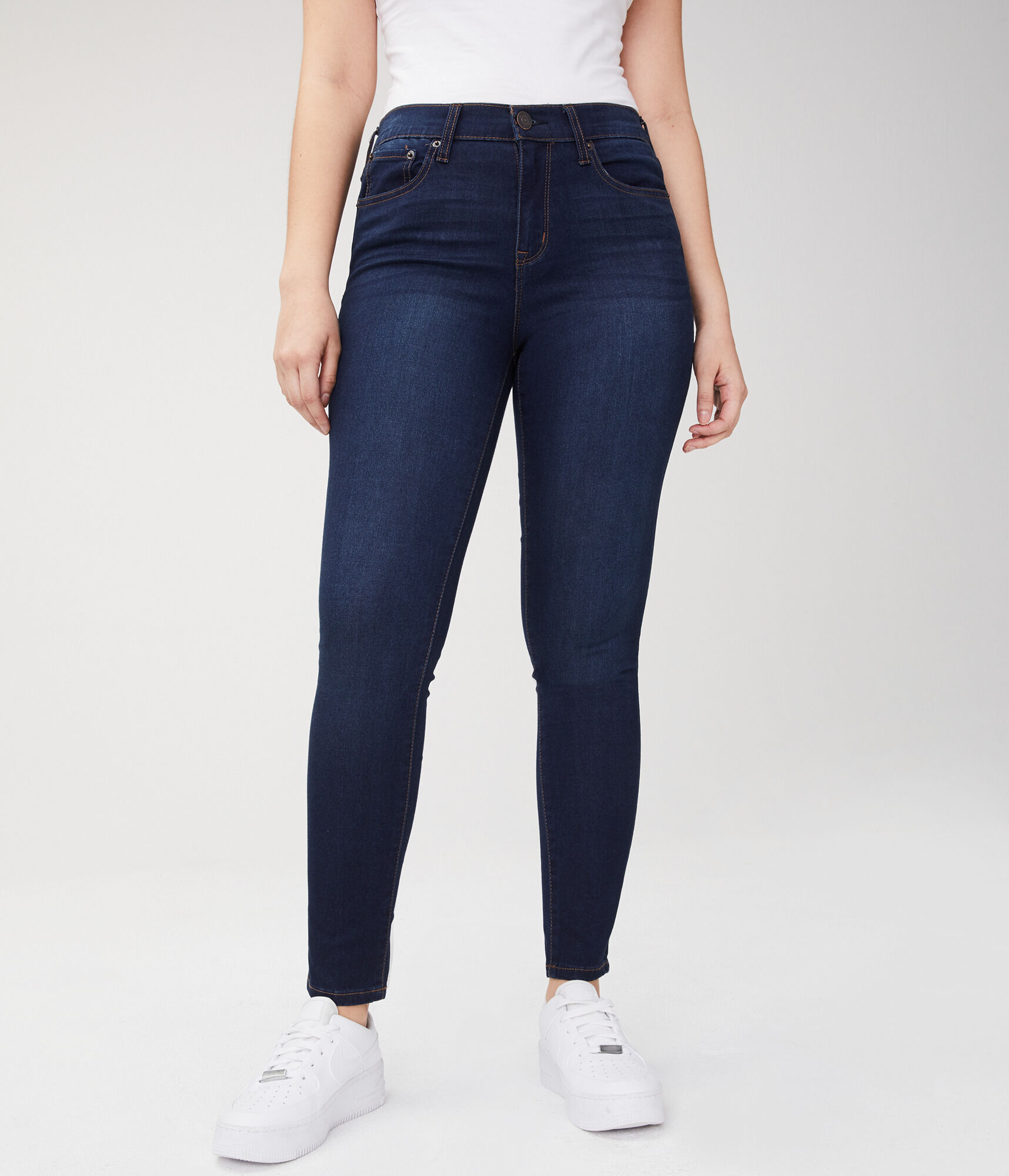 Seriously Stretchy High-Rise Jegging