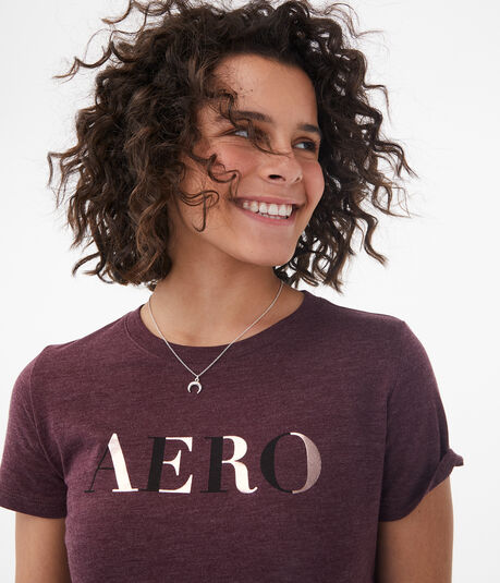 Aero Foil Shadow Graphic Tee