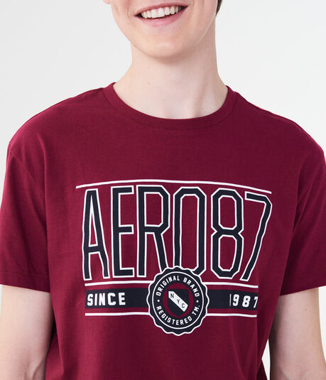 Aero 87 Since 1987 Graphic Tee
