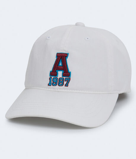 """""""A"""" 1987 Fitted Hat"""