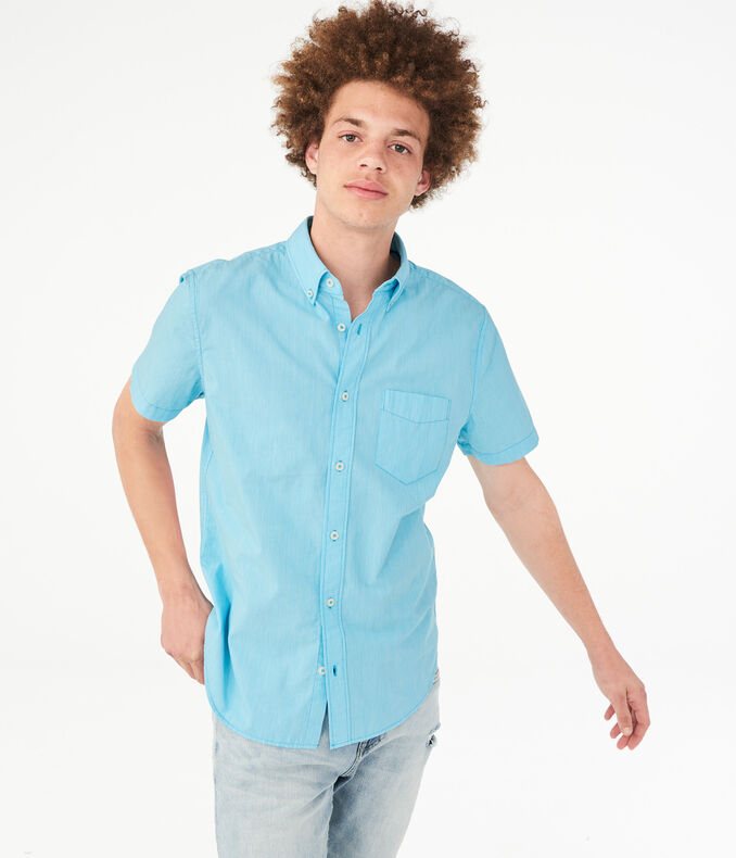 End-On-End Button-Down Shirt