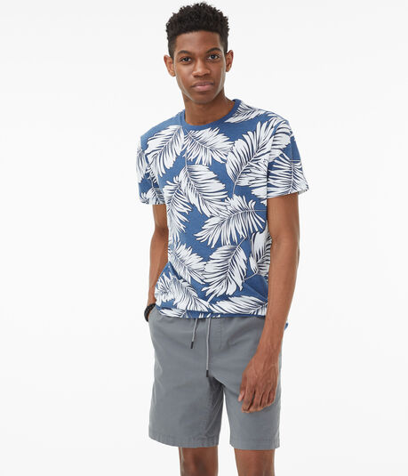 Palm Leaves Graphic Tee