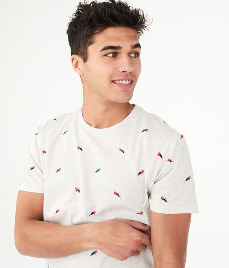 805feb079970 Parrot Graphic Tee Parrot Graphic Tee