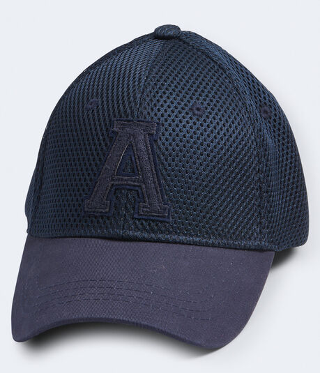 Tonal A Mesh Fitted Hat