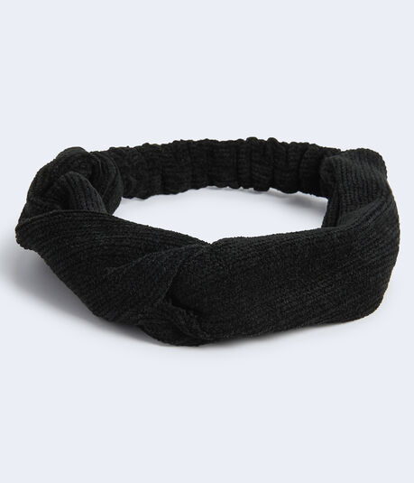 Chenille Twist Headband