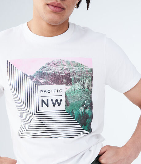 Pacific NW Graphic Tee
