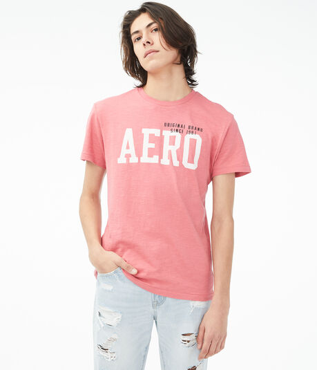 Aero Since 1987 Logo Graphic Tee