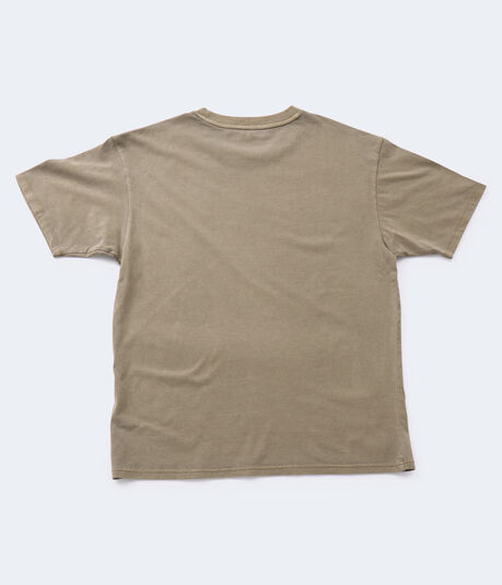 Solid Loose-Fit Tee