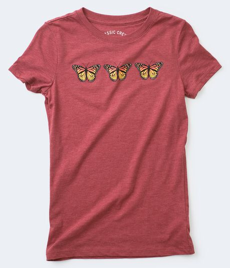 Butterfly Trio Graphic Tee