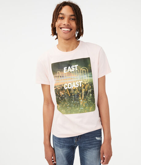 Aero East Coast Graphic Tee