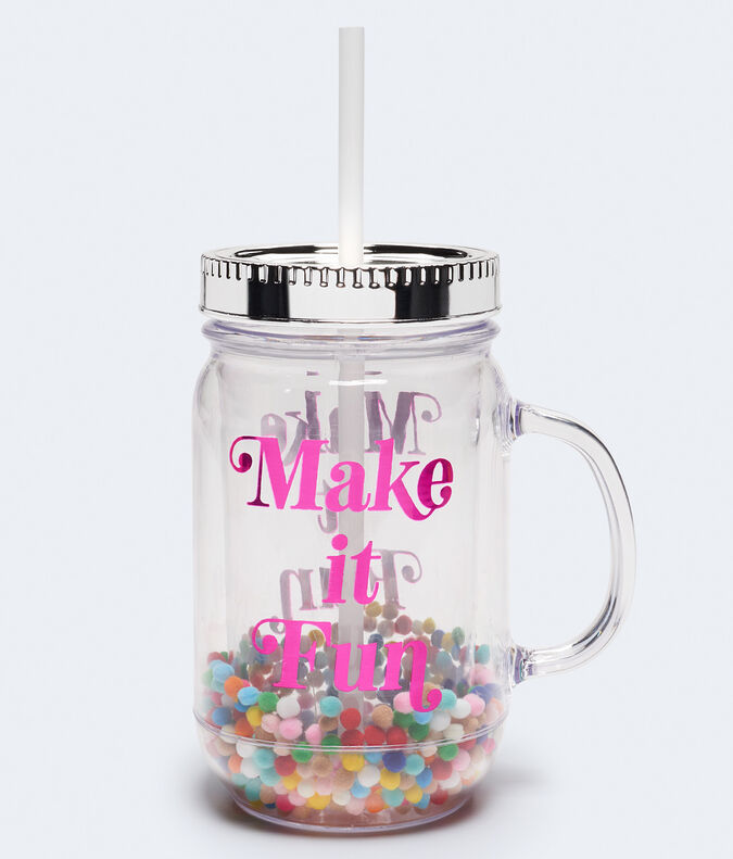 Make It Fun Mason Jar