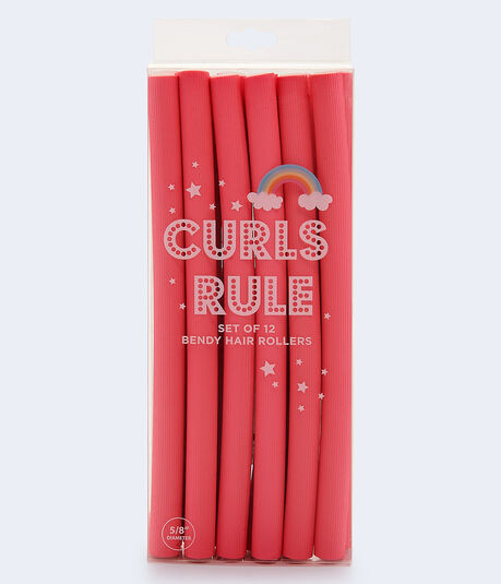 Curls Rule Bendy Hair Rollers 12-Pack