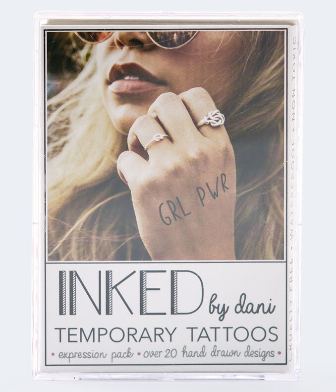 Inked By Dani Expressions Temporary Tattoos