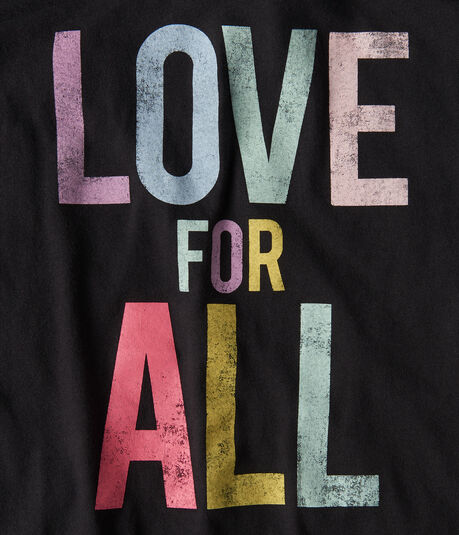 Free State Love For All Graphic Tee