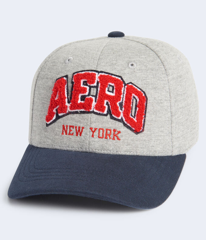 Chenille Aero Logo Fitted Hat