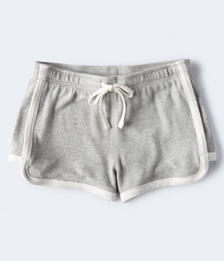 Fuzzy Sleep Shorts
