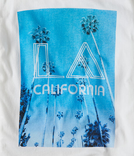 LA California Graphic Tee
