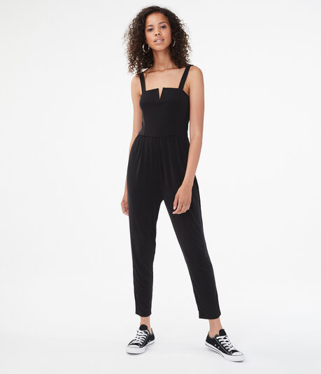 Seriously Soft V-Wire Jumpsuit